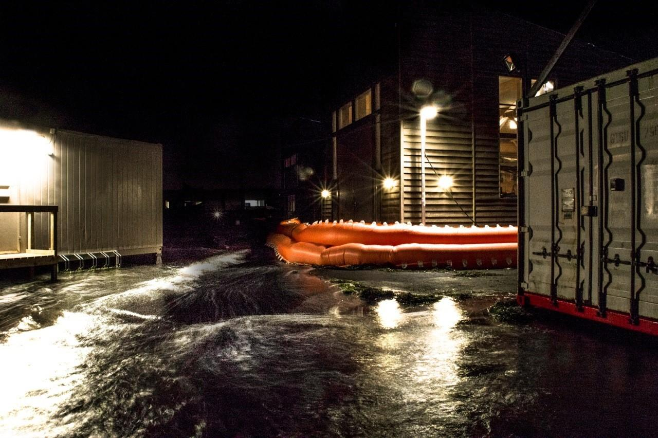NoFlood Barriers Protect Roskilde Viking Ship Museum