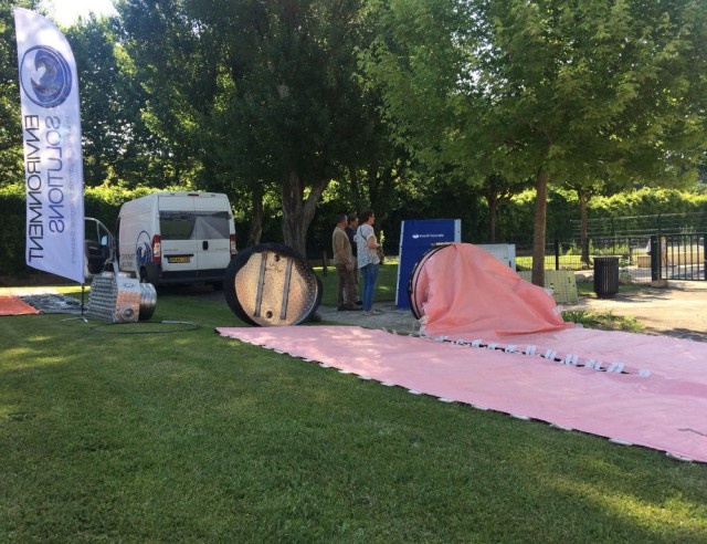 Flood Protection Demos In Provence